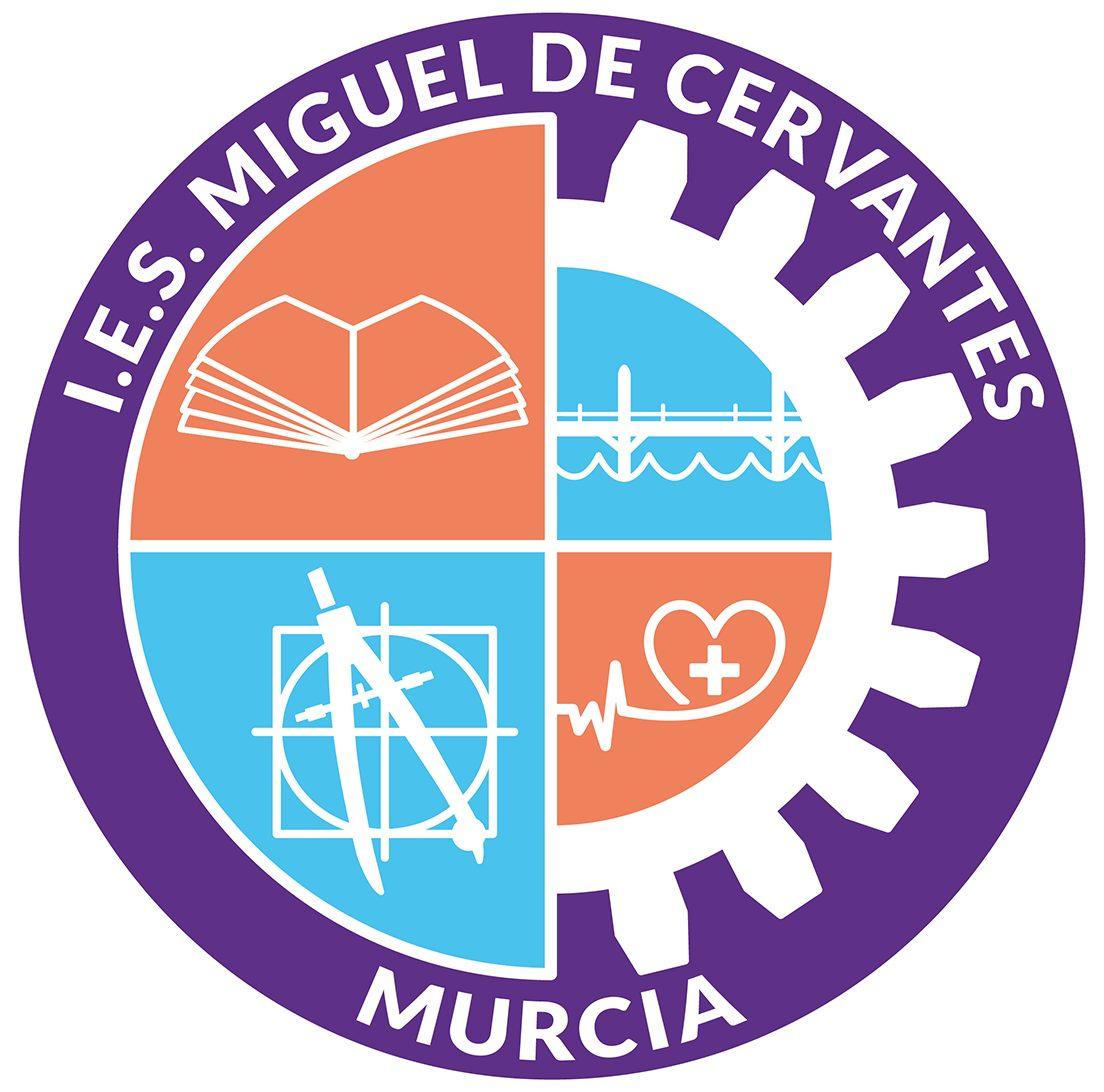 Web del IES Miguel de Cervantes